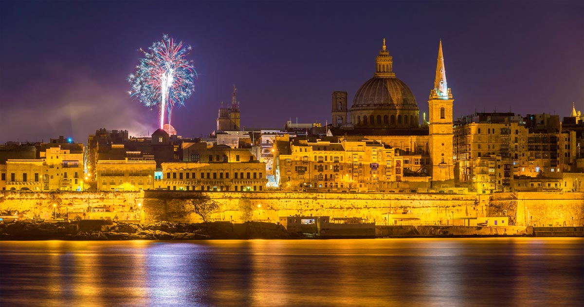 Image result for new year's eve malta
