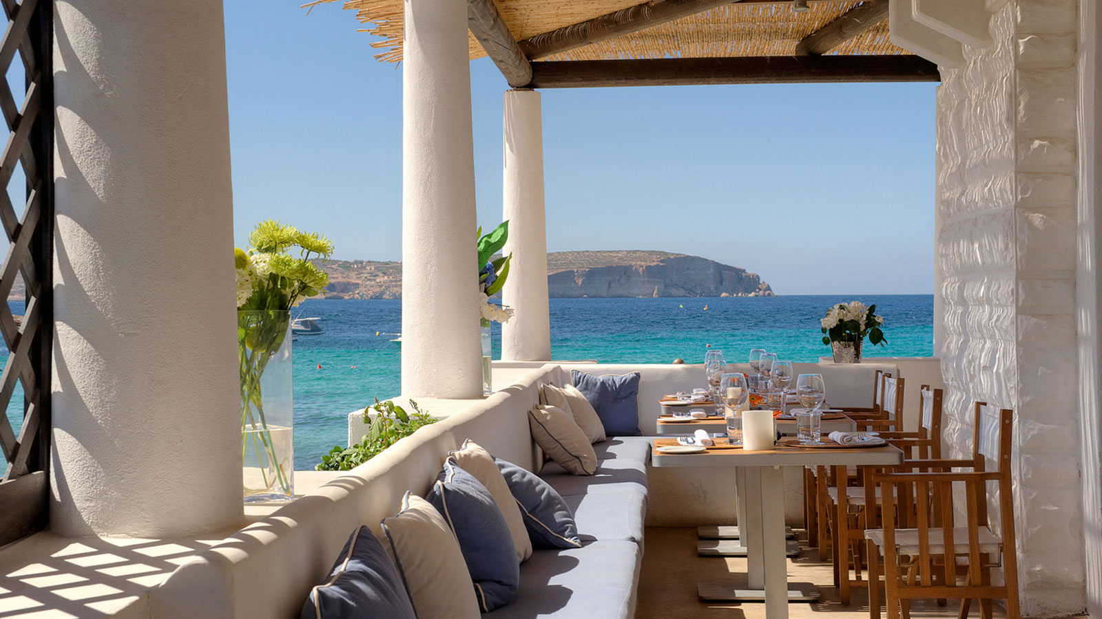 The Best Al Fresco Restaurants In Malta The Corinthia Insider