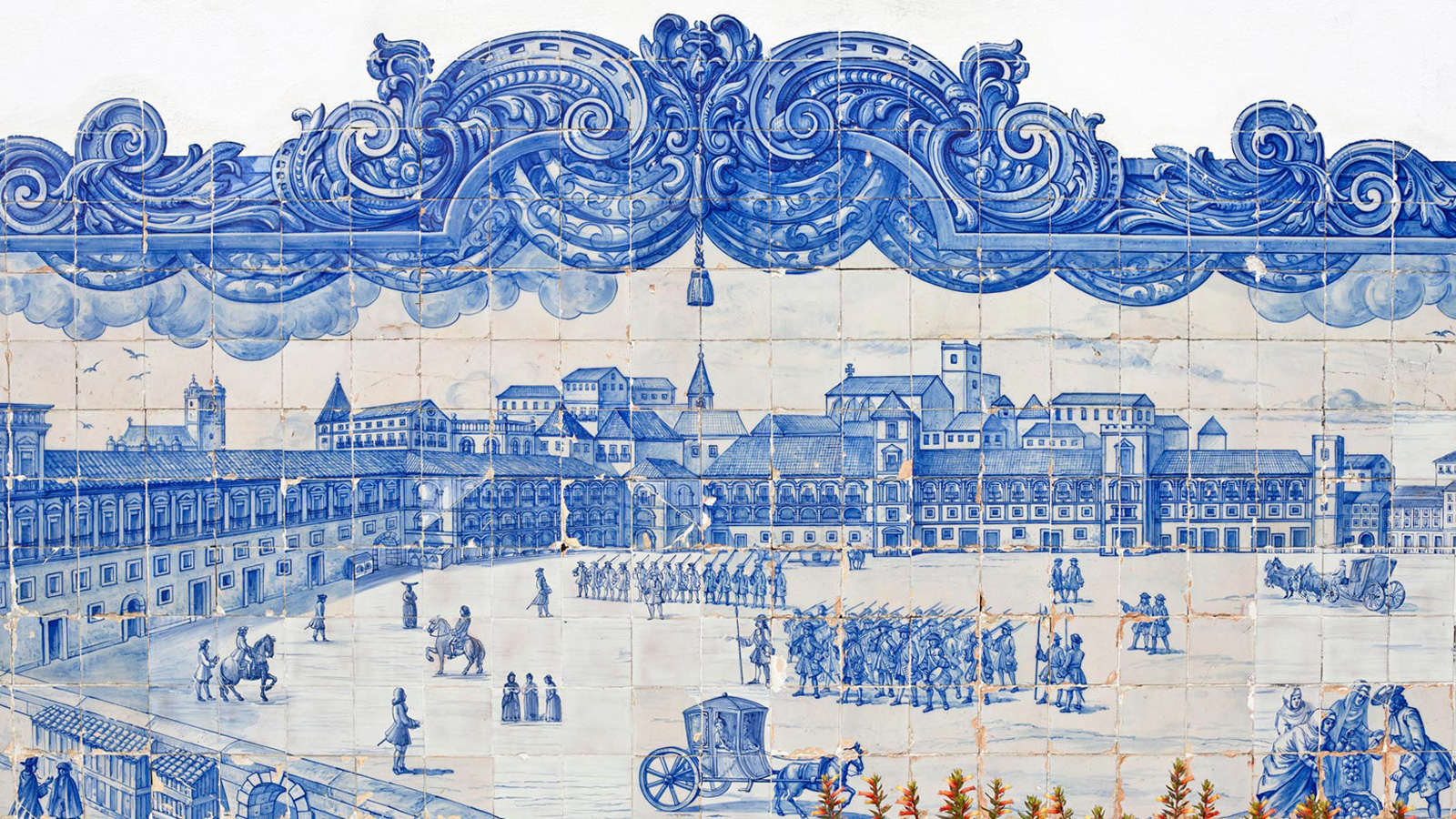 Colours of Lisbon: Tiles - The Corinthia Insider